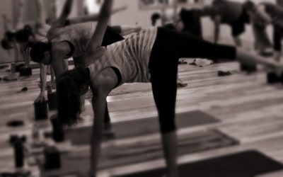 Free Hot Yoga! Donation Class to support the CAL Foundation