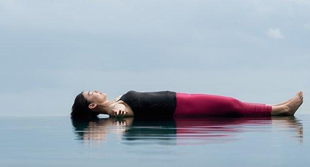 Yin Yoga followed by Yoga Nidra