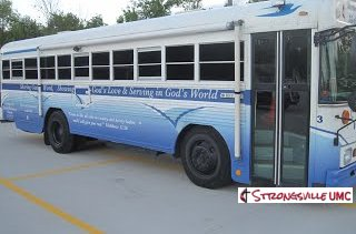 Free Hot Yoga! Donation Class to support the Strongsville Blue Bus
