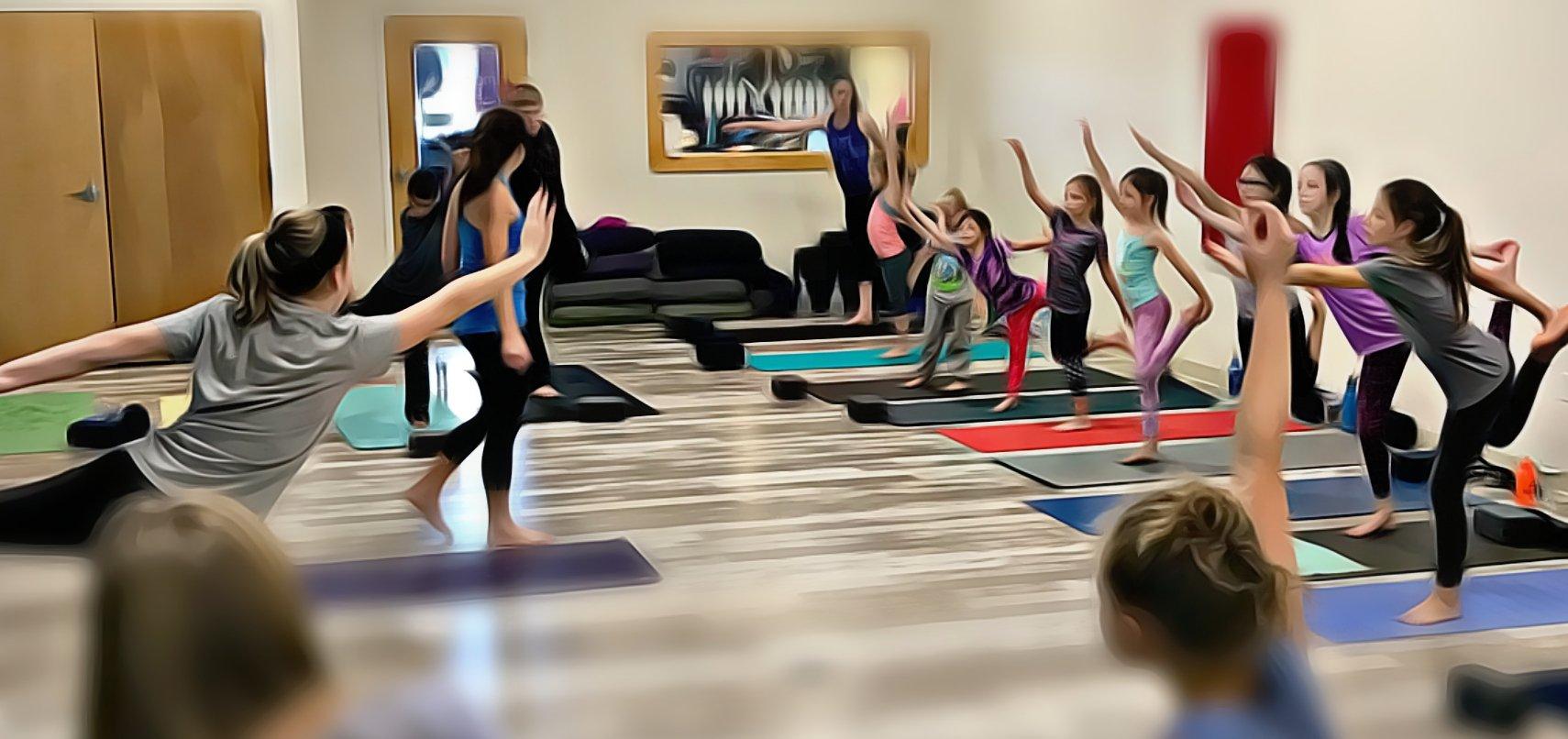 Join us for Kids Yoga! 5 Reasons Kids Need Yoga. - Modern Yoga