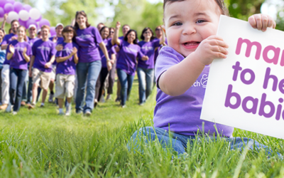 Free hot yoga class to support the March of Dimes