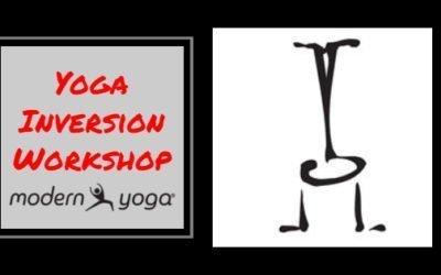 Yoga Inversion Workshop