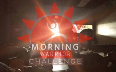 Morning Warrior Yoga Challenge