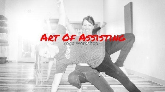 Art of Yoga Assisting