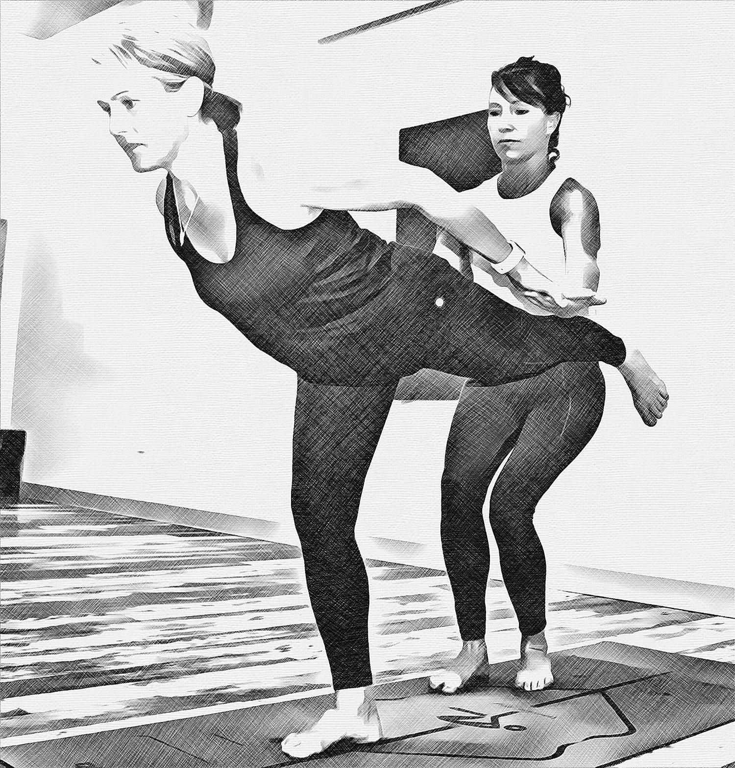 yoga assisting workshop