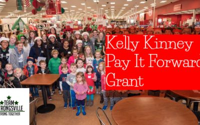 Free Hot Yoga! Donation Class to support Kelly Kinney Pay It Forward Grant