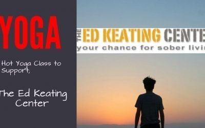 Free Hot Yoga! Donations to support the Ed Keating Centers