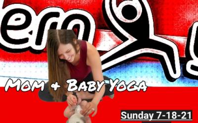 Mom & Baby Yoga